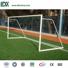 Sports aluminium football goal wholesale soccer equipment