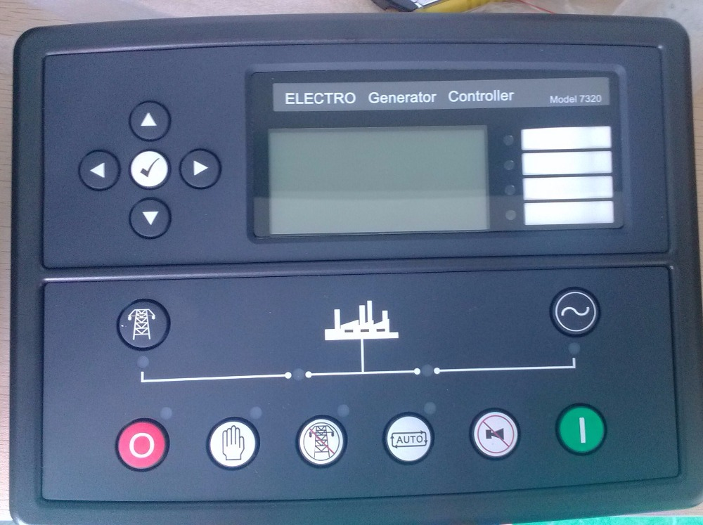 Generator Start Load Share Control Module DSE5510