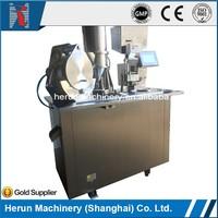 DTJ-D high quality semi automatic capsule filling machine manufacture