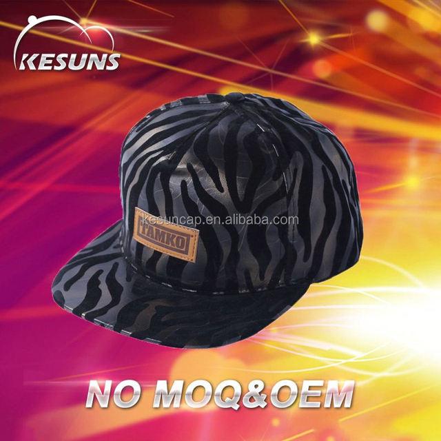 High Quality Cowboy Baseball Snapback Hat Dad Hat Horse Racing Hat