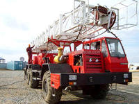 API Workover Rig XJ650 Used to Oil Well Service