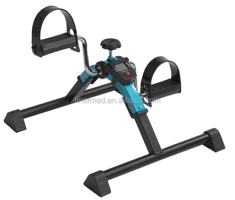 Digital display counter leg pedal exerciser as seen on tv