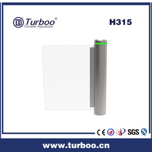 Turboo standard H315: electronic secure waist height smart pedestrian control waist height swing turnstile