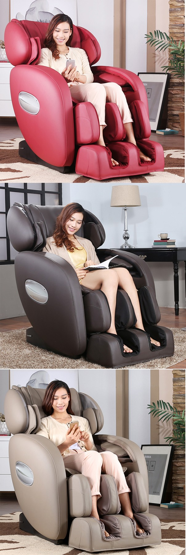 Small Beautiful Massage Chair Spare Parts RT6038