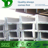 Steel I beam Standard sizes price
