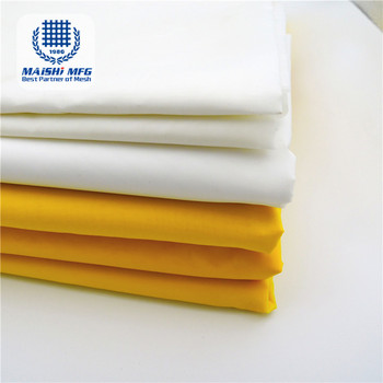 6T to 165T polyester micron silk screen printing mesh