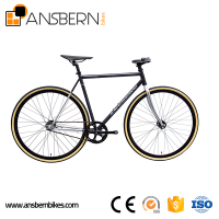 4130 Cr-Mo 700C Sram Automatix 2 Speed Urban Bike ASB - CB - C01