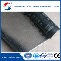 3.5mm high quality sbs modified bitumen waterproof membrane for building materials/wall