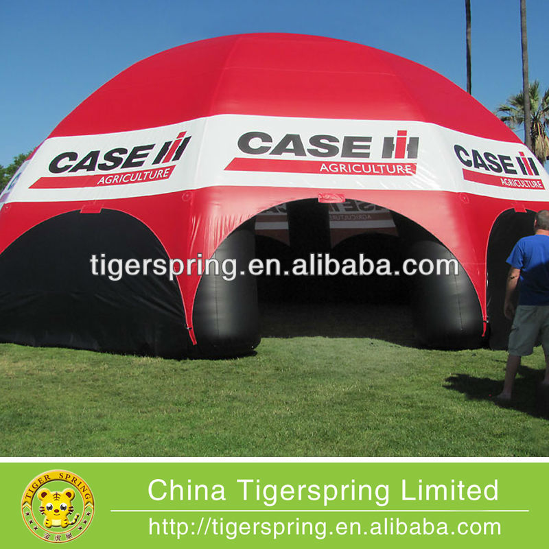 Large Waterproof Outdoor Inflatable Tent Advertising Tent