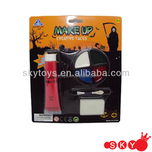 Scary maquillaje impermeable <span class=keywords><strong>pintura</strong></span> <span class=keywords><strong>de</strong></span> la <span class=keywords><strong>cara</strong></span> <span class=keywords><strong>de</strong></span> <span class=keywords><strong>Halloween</strong></span>