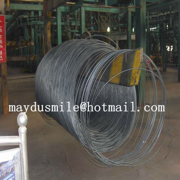 Hot Rolled Steel Wire Rod For Welding Price