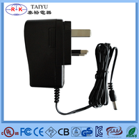 China manufacture 12V 600mA hot sale power adaptor