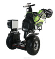 Electric Chariot Scooter Freego Golf Electric Scooter with Icebox and Record-Book