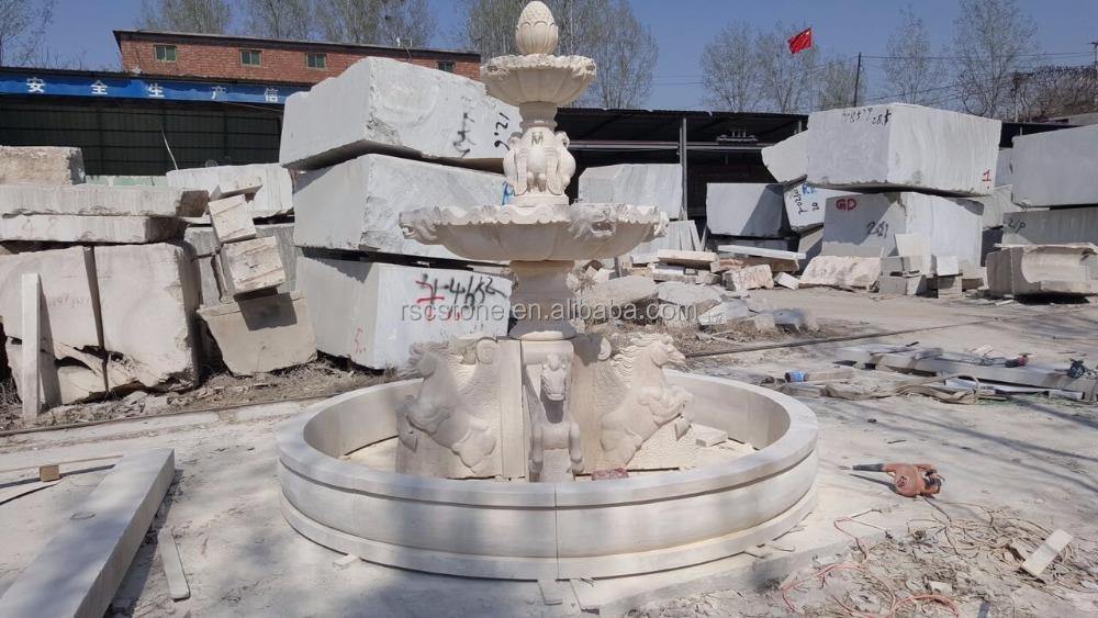 M rmol materiales de construcci n fuente de agua para la for Materiales de construccion marmol