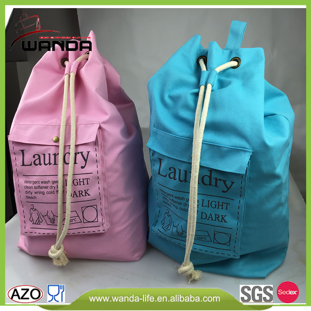 Canvas Cotton Cheap Laundry Bag With Handles Buy Cotton