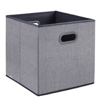 Home closet organization wholesale cube cardboard acrylic box