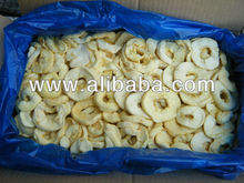 dehydrated apple rings/dices