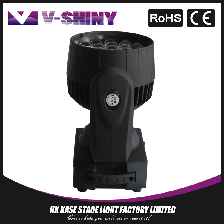 Ultra RGBW 4-IN-1 led wash moving head zoom light