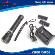 JEXREE CREE XHP50 Led Underwater Diving Torches