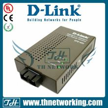 Original new D-Link Fiber Media Converter DMC-515SC