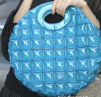 Factory New style inflation bag,inflation tote bag,inflation pvc handbag made in China