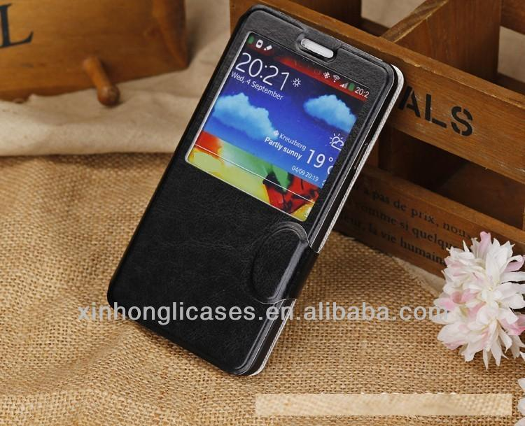 man case for samsung note3 n9000, note 3 for man leather case