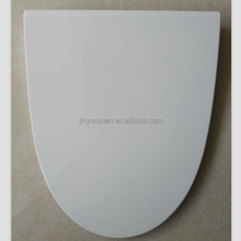 Floor Mounted Urea Material RED UF Toilet Seat factory directly