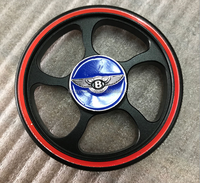 Customize Car Wheel Fidget Spinner Toys
