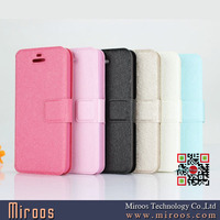 cheap wallet pu leather cell mobile phone case