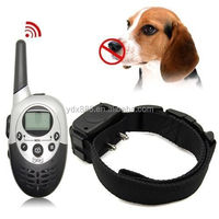 A+Trainer 1000Meter Waterproof electric shock dog collar bark collar Pet training collar