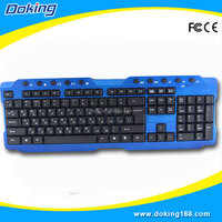 Mini 2.4G Wireless Keyboard for Laptop PC Desktop black