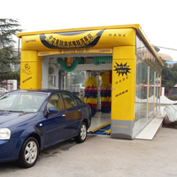 tunnel used automatic car wash machine with CE IT964