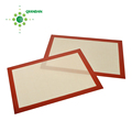 Eco-Friendly silicone placemat for kids with custom printing chopping mat