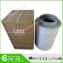 Hydroponic Garden Greenhouse Cartridge Activated Carbon Fiber Air Metal Filter Deodorizer