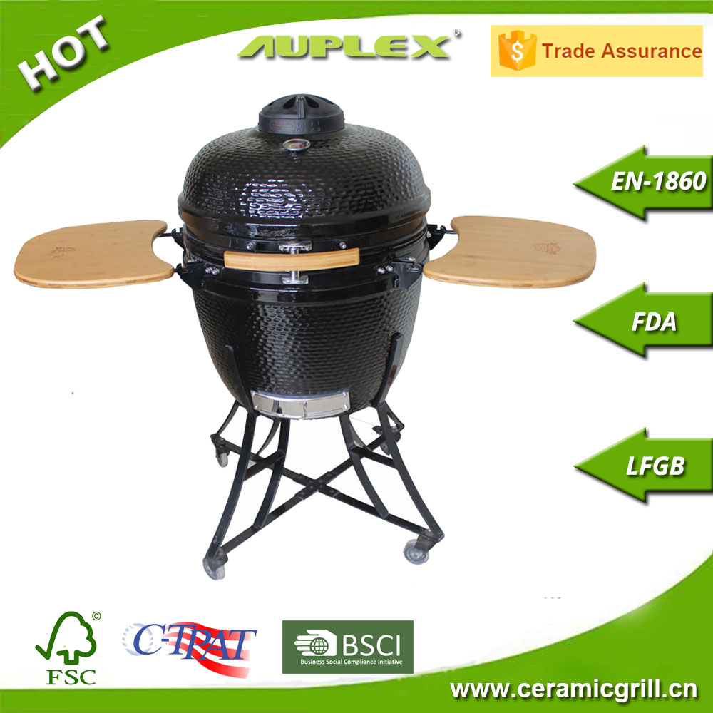 2017 Hot Selling 24 Inch Wholesale Clay Pots Kamado Style Cooker