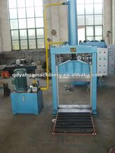 2012 Hot Sale Safest Vertical Rubber Cutter/Bale Cutting Machine