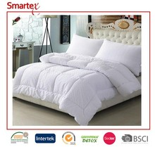 3D embossed super soft duvet quilt with polyester filling