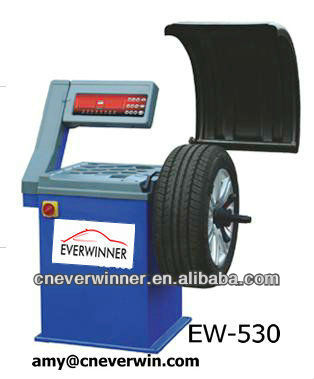 tyre repair equipment / wheel balancer EW-530