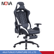 Nova High Back Reclining Chair Gaming Seat Chair With Foot rest
