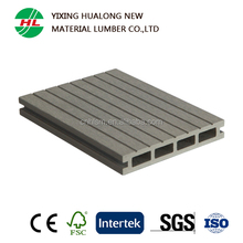 long lasting co-extrusion wpc decking cheap deck railing