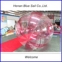 Durable 1.0mm TPU Thickness Floating Water Walking Ball for Sale