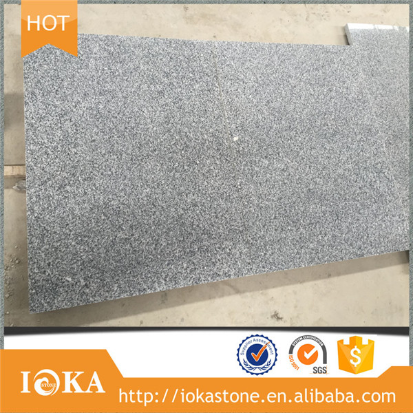 Grey Small Crushed Paving Granite Stone for Sale