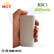 Top grade best sell power bank 4000mah for macbook pro