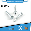 Galvanized layer ISO Standard and 28-130mm long steel Material galvanized roofing nails