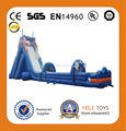 china inflatable slide