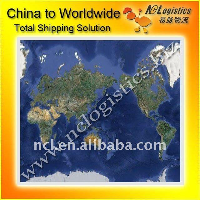 International shipping from China to Cartagena,Colombia