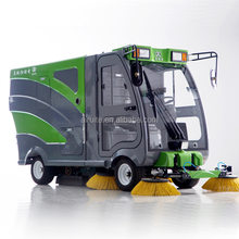 Road cleaning machine environmental protection equipment