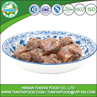 wholesalers China halal meat argentina steamed beef