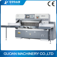 QZY-1150/1300/1370/920 electric sheet paper cutter and paper cutter machine and guillotine paper cutter and guillotine