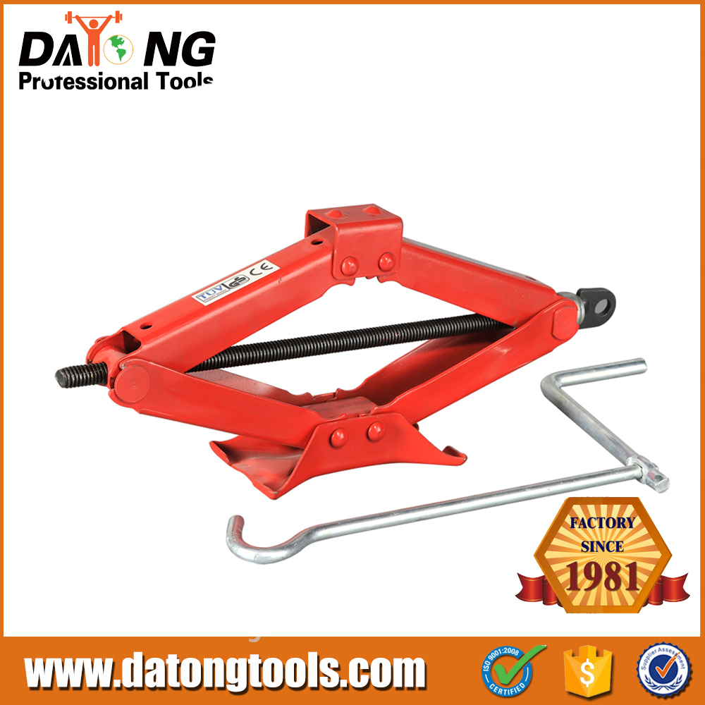 New Design Hand Tools Scissor Car Jack For General Car Electric Car Jack Auto jack